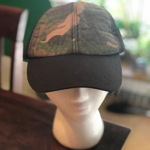 Cotton On Army Fatigue Unisex Hat